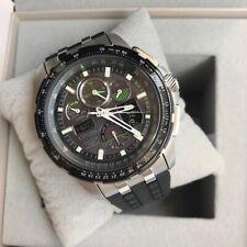Citizen Promaster Skyhawk A-T Watch * Eco-Drive JY8051-08E Black Rubber Strap