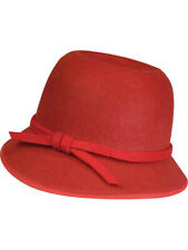 4f316a398ba6c Deluxe Roaring 20s Red Flapper Girl Costume Cloche Hat