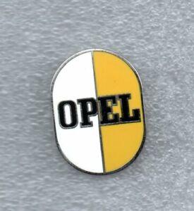 Opel altes Logo Auto Pin Anstecker 2,5 x 2 cm
