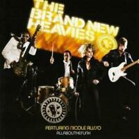 The Brand New Heavies : Allabouthefunk: Featuring Nicole Russo CD (2004)