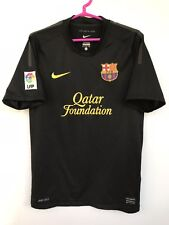 BARCELONA 2011 2012 NIKE AWAY FOOTBALL SOCCER SHIRT JERSEY CAMISETA