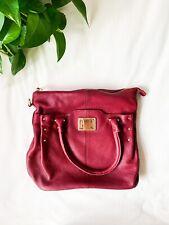 Kelsi Dagger Red Handbag