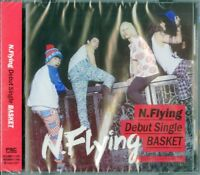 N.FLYING-BASKET-JAPAN CD B63