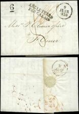Pre-Stamp Postal History European Stamps