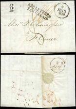 Pre-Stamp Used Postal History European Stamps