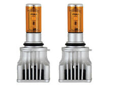 Piaa 9006 (HB4) Performance LED Bulb Ion Yellow 2800K Twin Pack 17501
