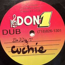 DADDY T / CHRISTOPHER - that way - DON 1 DUB PLATE