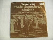 The Les Humphries Singers - This Ole House,  7'' vinyl, Single,   6100 902, 1971
