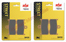 Triumph 1050 Tiger Sport, SBS Sintered Front Brake Pads 782HS x 2 Sets