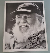 Original Autogramm Denver Pyle - Der Mann in den Bergen - authentic autograph