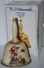 Vintage Hummel Goebel Annual Bell 1979 Second Edition West Germany