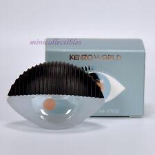 Miniature Perfume KENZO WORLD Eau de Parfum 5 ml Mini Bottle NEW IN BOX