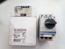 Telemecanique Schneider disjoncteur magnétique GV2 L03 0.40A