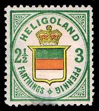 1876-88 GERMANY - HELIGOLAND #20 - OGH - F/VF - CV $175 (ESP#9444)