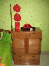 "Ethan Allen Baumritter Maple Custom Room Plan 40"" High Storage Dresser 10 670"