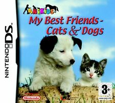 my best friends cats & dogs ds