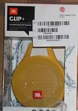 JBL Clip+ GELB - unbenutzt in OVP5