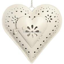 Heart Modern Hanging Candle & Tea Light Holders
