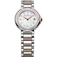Reloj de cuarzo Maurice Lacroix fiaba Ladies Round oro Nácar 28mm