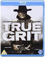 True Grit (1969) [Bluray][Region Free] [DVD]