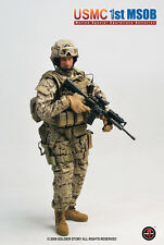 USMC 1st MSOB Marines Special Operations Battalion 1/6th Scale Action Figure