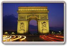 FRIDGE MAGNET - ARC DE TRIOMPHE - Large Jumbo - Paris France