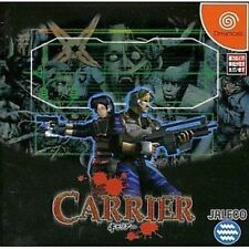 USED Carrier japan import Sega Dreamcast
