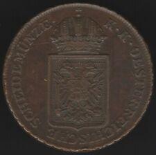 More details for 1848 a austria 2 kreuzer coin   european coins   pennies2pounds