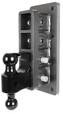 """GEN-Y Bolt/Weld-On Hitch, 2.5"""" Receiver, 9"""" Drop, Class V, 21K Towing GH-724"""