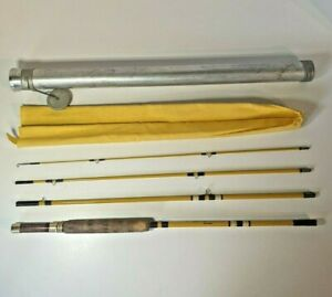 Vintage, Wright & McGill Eagle Claw, Trailmaster 7.5' Fly Fishing Rod M4TMF, A-5