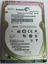 "Seagate ST9500420AS P/N: 9HV144-020 FW:0003HPM1 WU 500GB 2.5"" SATA Hard Drive"