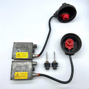 2x OEM 99-01 BMW E38 Xenon Ballast Igniter HID D2S Bulb Kit Control Unit Module