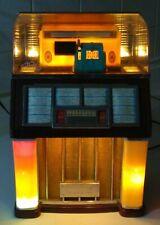 SEEBURG SELECT-O-MATIC 100 JUKEBOX RADIO/CASSETTE PLAYER