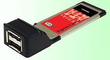 Addonics ADEXC34-2E eSATA II Adapter - 2-Port - ExpressCard34