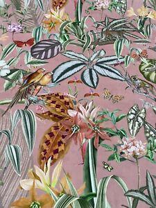 Barbados Shell Fabric By Prestigious Textiles Super Soft Velvet