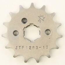 JT Sprockets - JTF1263.15 - Steel Front Sprocket, 15T