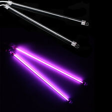 "2Pack Car Purple Undercar Underbody Neon Lights CCFL Cold Cathode Tube 6"" Sales"