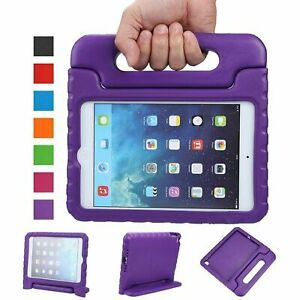 "Kids Safe Shockproof EVA Handle Stand Case Cover for iPad 5/6/7/8/9th Gen 10.2"""