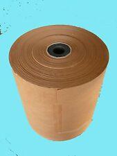 1 Ro. Packpapier Kraftpapier Ausstopfpapier braun glatt 75 g/qm ca. 25 cm breit