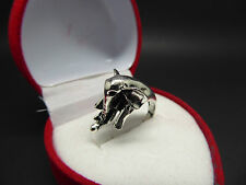 Chunky Elephant Ring,Adjustable,Ring,Animal,Unisex,Gift Idea,Fun,Cute,Zoo Animal