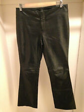 Old Navy Genuine Leather Pants Size 6