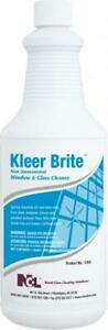 NC1303-45 Kleer Brite Non Ammonia Window/Glass Cleaner 12/Case