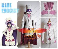 Ao no Blue Exorcist Mephisto Pheles Cosplay Costume Custom Made