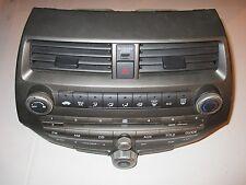 Genuine OEM 08-12 Honda Accord Radio 6 Disc CD MP3 Player XM 39101-TE0-A311 3BA4