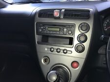HONDA CIVIC 2003 RADIO STEREO CD PLAYER