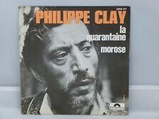 Philippe Clay – La Quarantaine                    Polydor – 2056 107