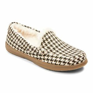 Vionic Lynez Women's Supportive Slipper Cream - 9.5 Medium
