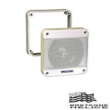 HAUT PARLEUR VHF ETANCHE NAVSOUND ADAGIO 20W 116 X 116 MM