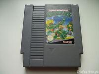 NINTENDO NES / Teenage Mutant Hero Turtles TMNT / PAL [ NES-88-FRA ]