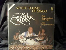 Ali Akbar Khan - Artistic Sound Of Sarod
